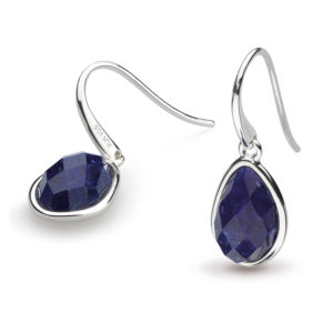 castle-rocks-and-jewelry-coast-pebble-lapis-lazuli-drop-earrings-silver-kit-heath