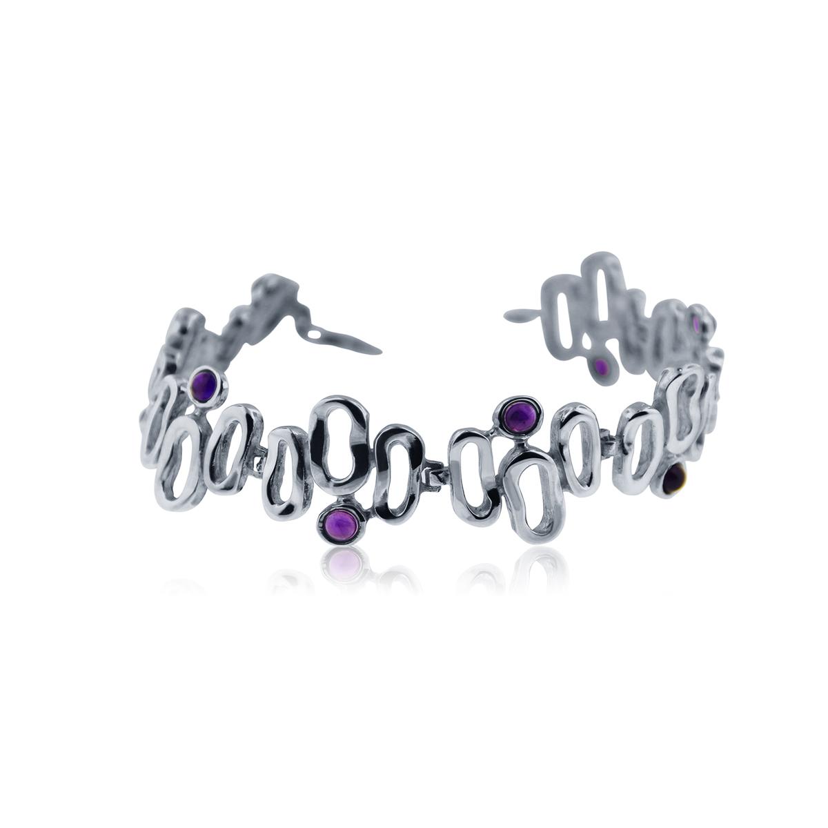 castle-rocks-and-jewelry-silver-stone-bracelet-audar
