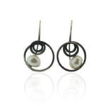 castle-rocks-and-jewelry-audar-J-1749-silver-pearl-ring-earrings