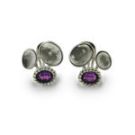 castle-rocks-and-jewelry-audar-circle-stone-silver-earrings-J-1889