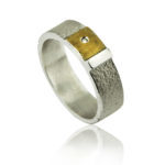 castle-rocks-and-jewelry-silver-gold-diamond-ring-audar