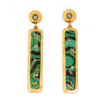 castle-rocks-and-jewelry-malachite-column-earrings-evocateur